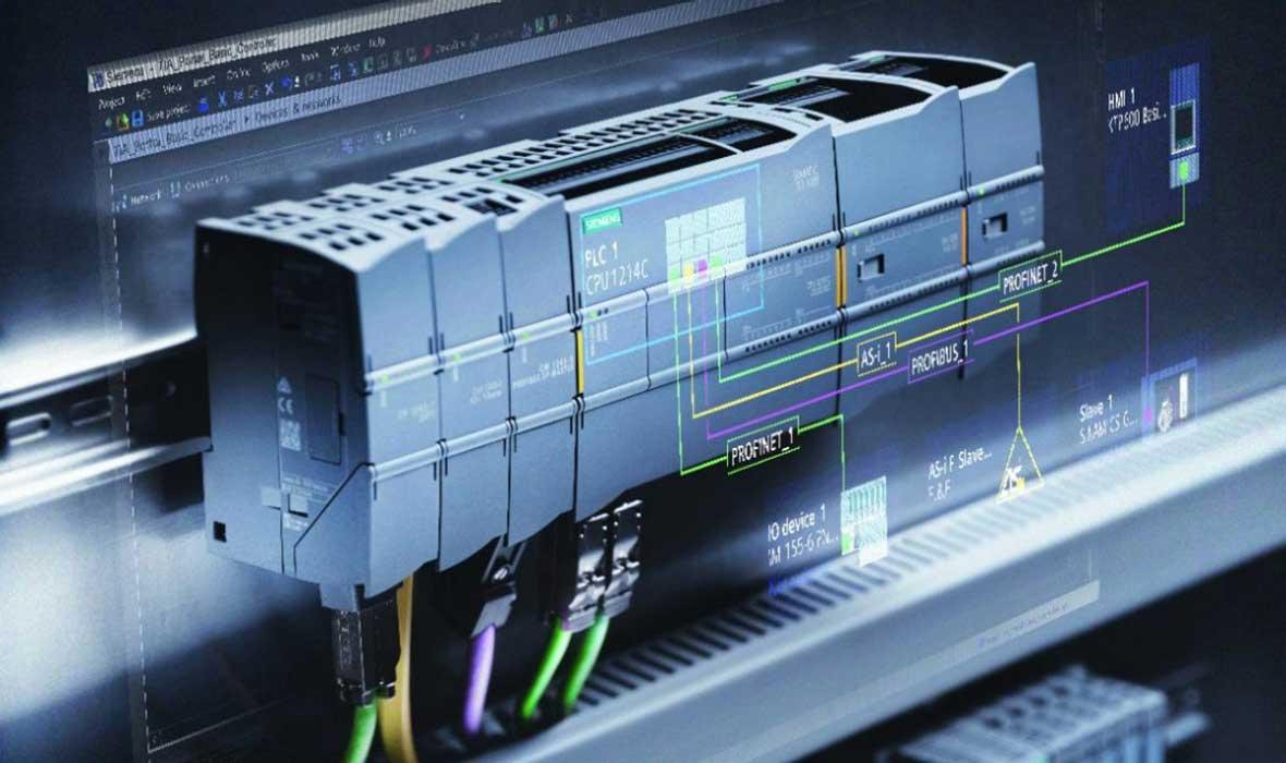 PLC automation automazione building